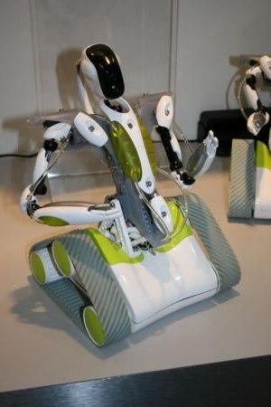 Mecanno Spyke Robot Details » image 2