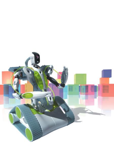 Mecanno Spyke Robot Details » image 3