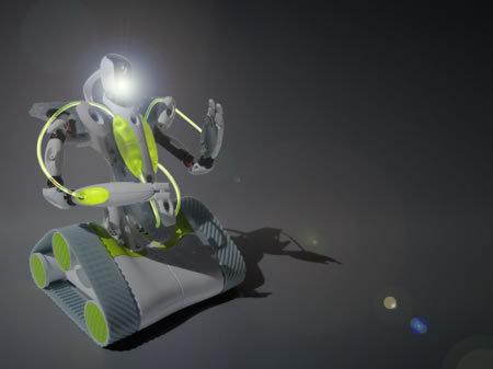 Mecanno Spyke Robot Details » image 4