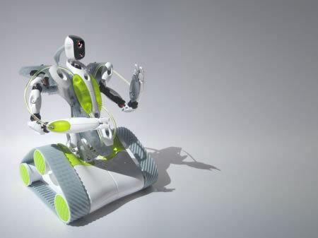 Mecanno Spyke Robot Details » image 5