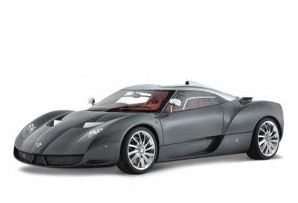 Spyker C12 Zagato » image 1
