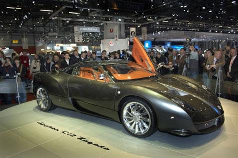 Spyker C12 Zagato » image 3