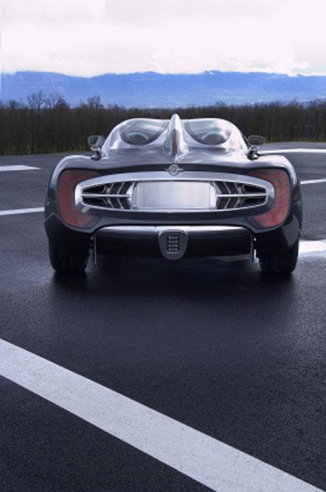 Spyker C12 Zagato » image 5