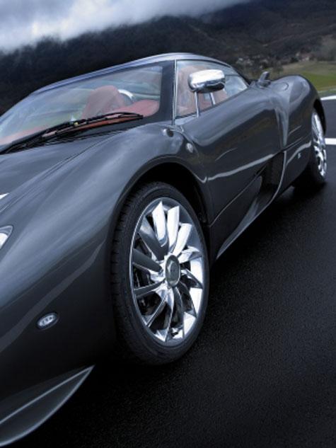 Spyker C12 Zagato » image 7