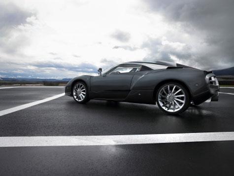 Spyker C12 Zagato » image 8
