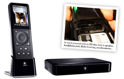 Squeezebox™ Duet Wireless Digital Music Player » image 1