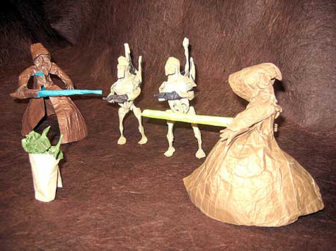 Star Wars Origami » image 05