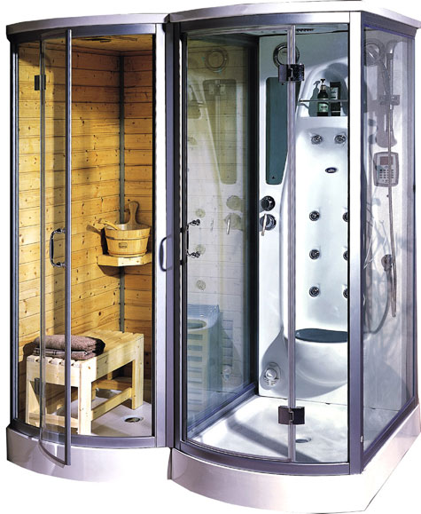 The Utopia Steam Sauna (SA-DV030) » image 1