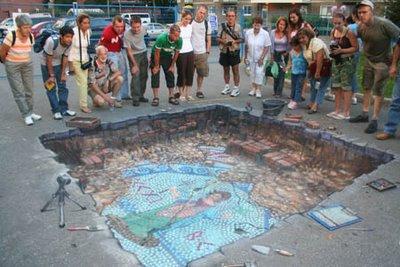 Julian Beever Street Arts » image 1