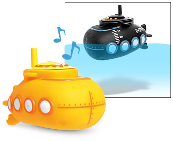 Submarine Radio » image 01