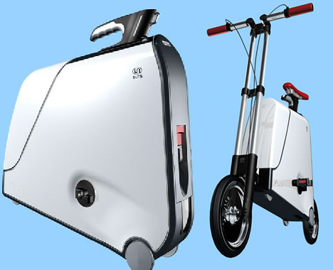 The Suitcase Bike » image 1