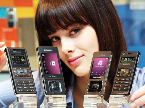 The Samsung F500 And F300 Mobile Phones » image 1