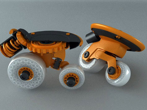 Super Inline Skates » image 3