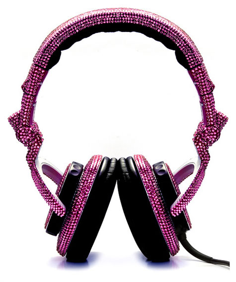 Swarovski Fashion Rocks - DJ Headphones » image 2