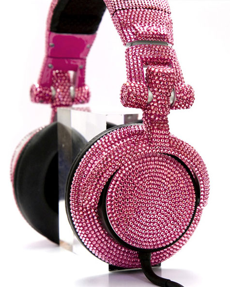 Swarovski Fashion Rocks - DJ Headphones » image 3
