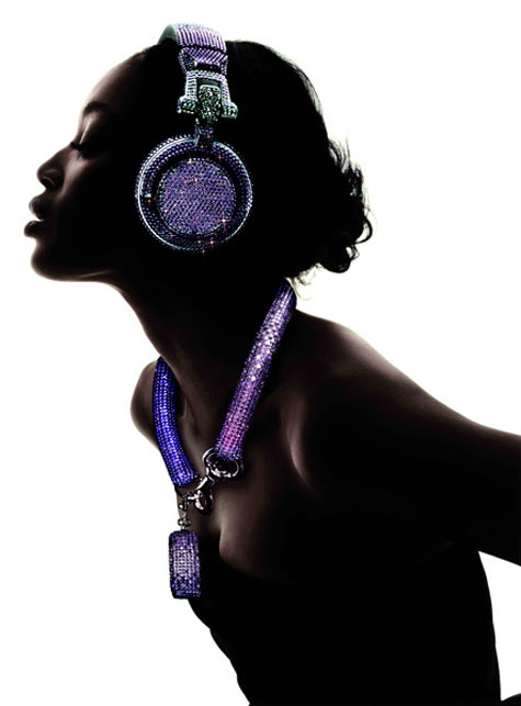 Swarovski Fashion Rocks - DJ Headphones » image 4