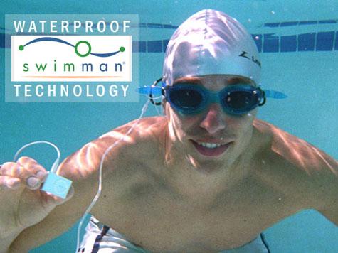Swimman Waterproof iPod shuffle » image 1