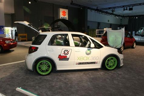 Suzuki Xbox Concept » image 2