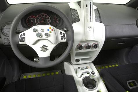 Suzuki Xbox Concept » image 6