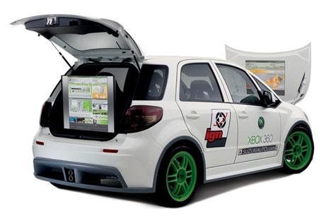 Suzuki Xbox Concept » image 7