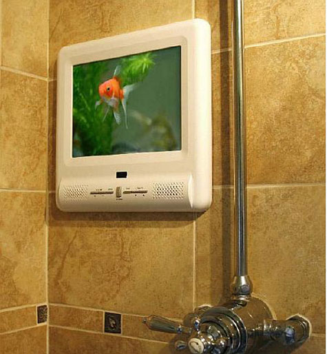 Techvision W104 Waterproof Television » image 1