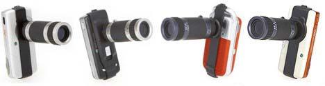 6X Zoom Telescope Accessory for Nokia, Sony Ericsson » image 03