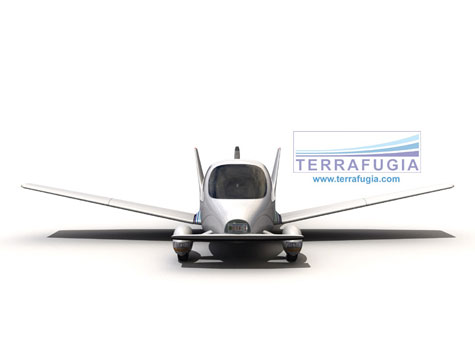 Terrafugia Transition Flying Car » image 1