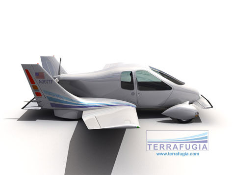 Terrafugia Transition Flying Car » image 2