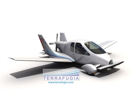 Terrafugia Transition Flying Car » image 3