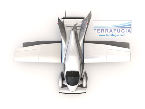 Terrafugia Transition Flying Car » image 4