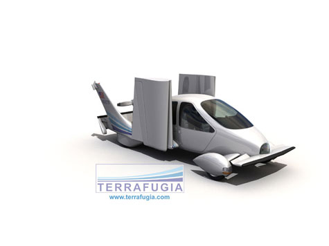 Terrafugia Transition Flying Car » image 5