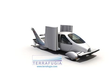 Terrafugia Transition Flying Car » image 5