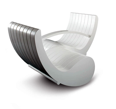Tete-a-tete Seat by Laurie Beckerman » image 1