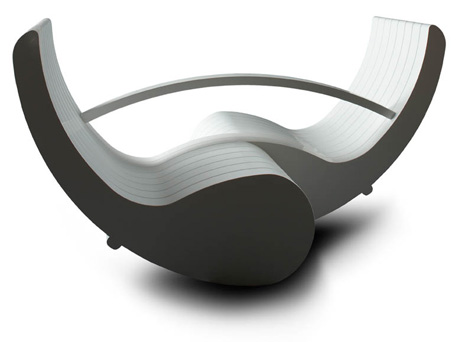 Tete-a-tete Seat by Laurie Beckerman » image 2