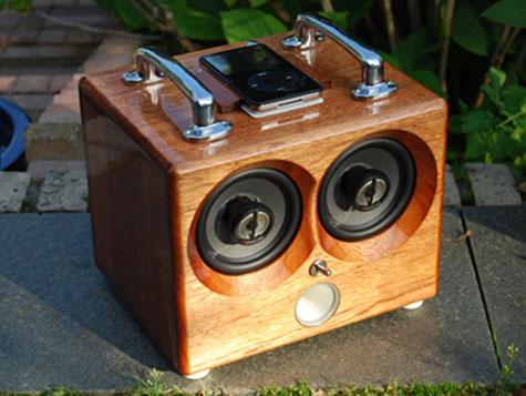 thodio iBox iPod Dock » image 3