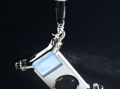The Re-nano Titanium iPod Nano Case » image 7