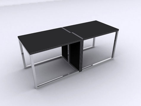 Transformable Table Chair » image 4