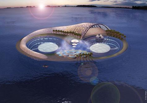 Hydropolis Luxury Underwater Hotel, Dubai » image 2