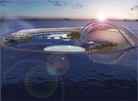 Hydropolis Luxury Underwater Hotel, Dubai » image 5