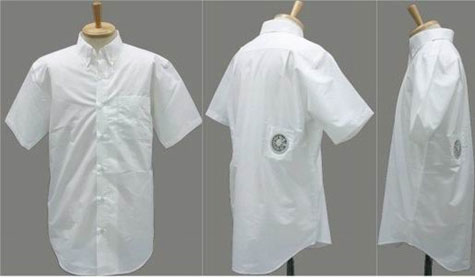 USB Air Conditioned Shirt » image 1