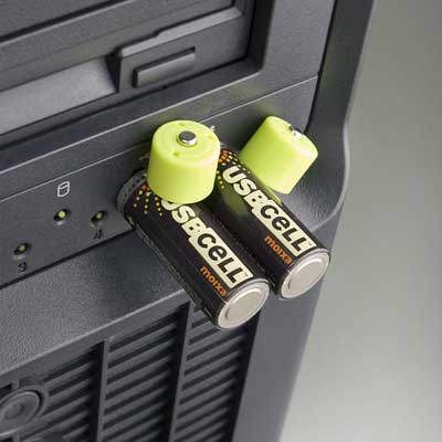 USB cell , AA batteries that recharge via USB » image 02
