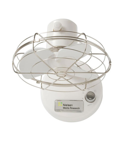 Oscillating USB Fan » image 2