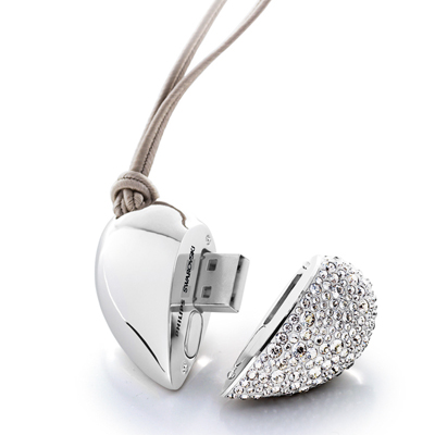 USB Memory Keys From Swarovski And Philips » image 1