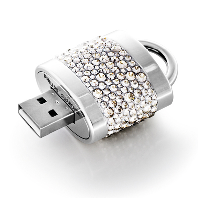USB Memory Keys From Swarovski And Philips » image 4
