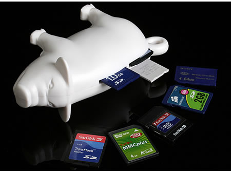 USB Piggy Card Reader » image 1