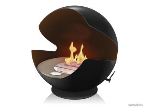 Vauni Ethanol Fireplace » image 2