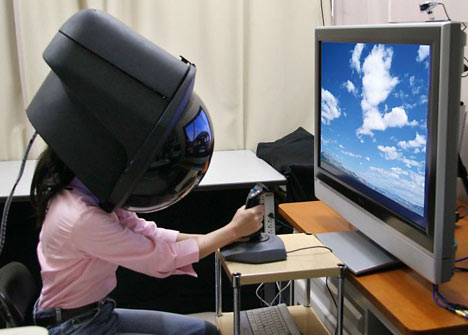Toshiba Hemlet For Watching TV And Playing Video Games » image 1
