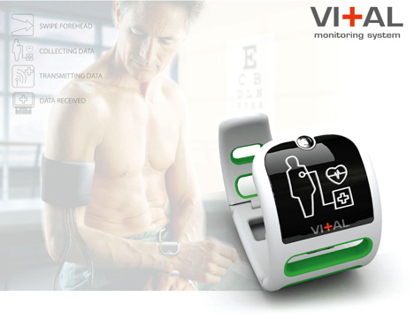 Vital Monitoring System » image 1