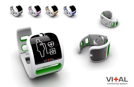Vital Monitoring System » image 2