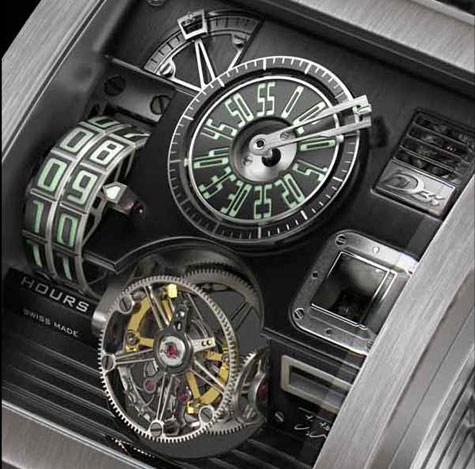 Vulcania Concept Watch by HD3 » image 1